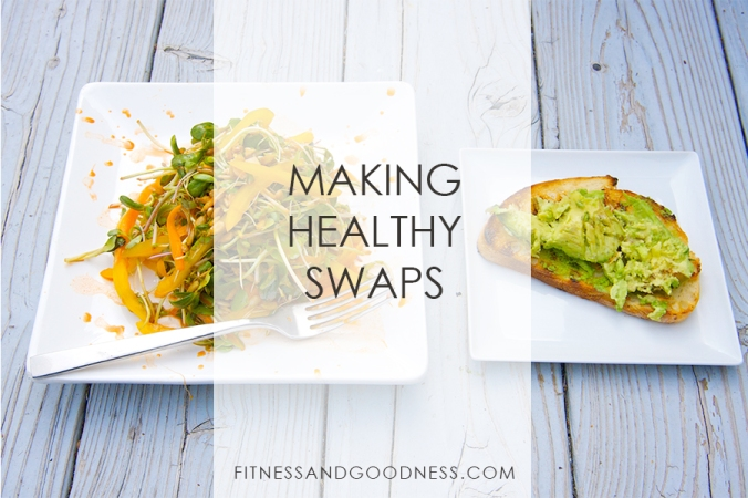 Making Healthy Swaps