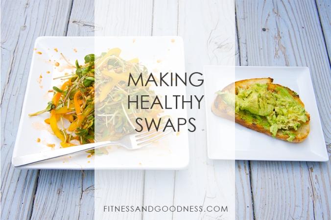 Making Healthy Swaps